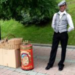 Dulces tradicionales de San Isidro en Madrid