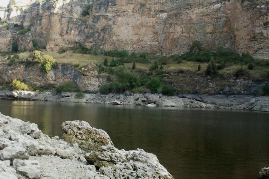 Entorno de las hoces del río Duratón