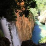 Los ríos y sus entornos son lugares mágicos para los peuqes... en cualquier época del año