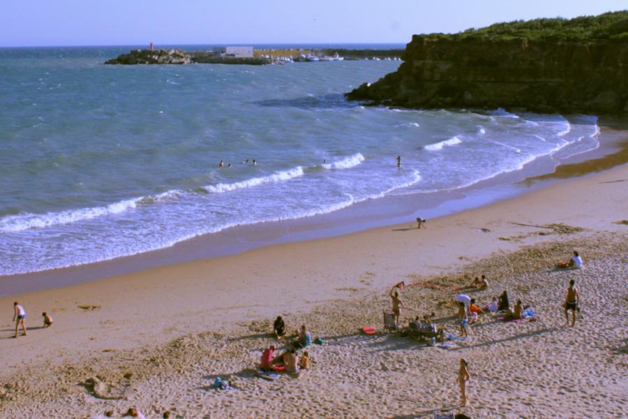 Os damos un listado de playas de la provincia de Cádiz en las que no sopla el viento de Levante