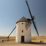 Cómo funciona un molino de viento (para que los niños lo entiendan)