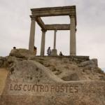 Historia y leyendas de los Cuatro Postes de Ávila