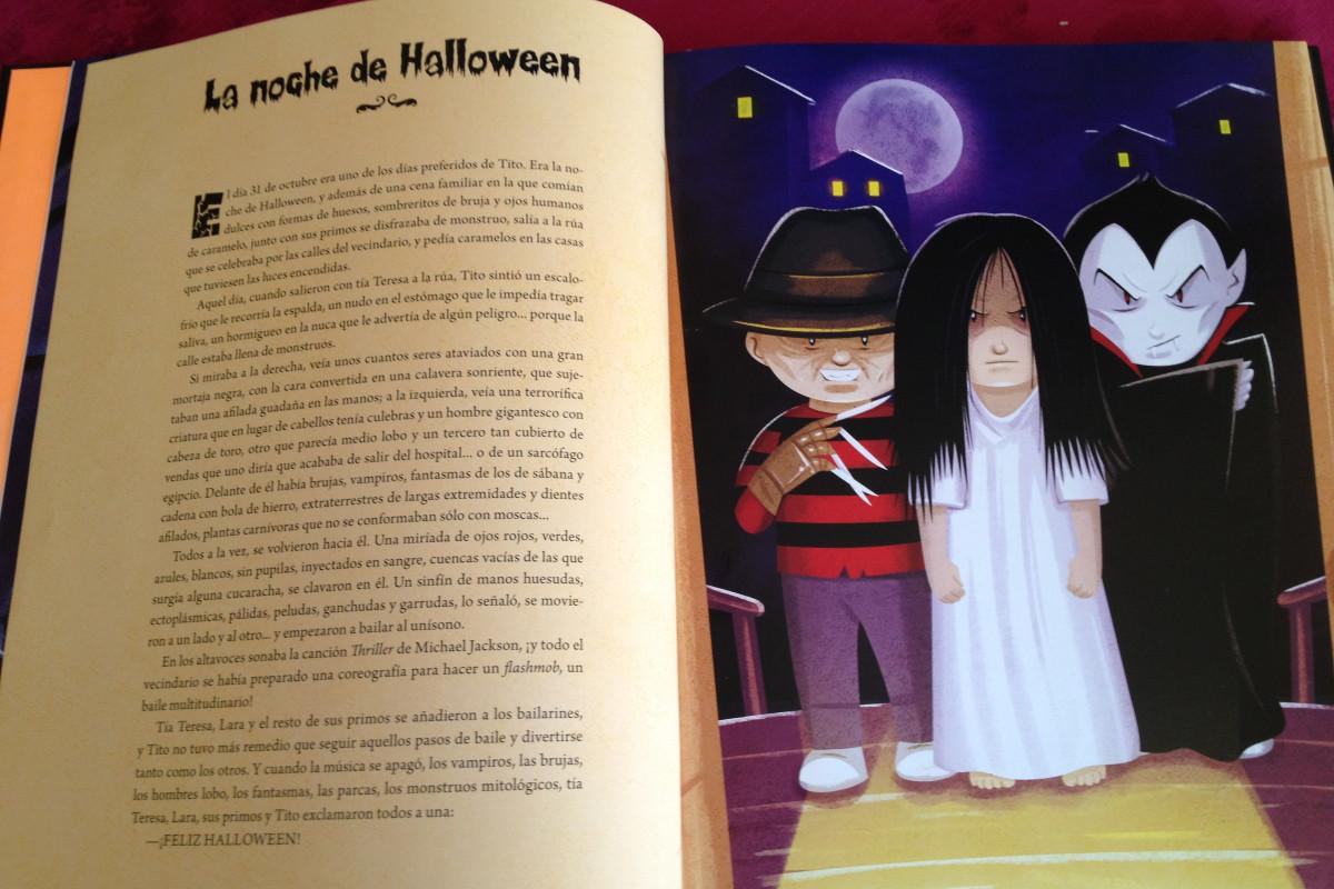 Libros infantiles para leer en Halloween, sobre Halloween ;-)