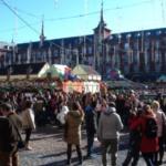 Horarios del Mercado de Navidad en la Plaza Mayor de Madrid