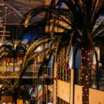 Iluminación navideña del centro comercial Islazul