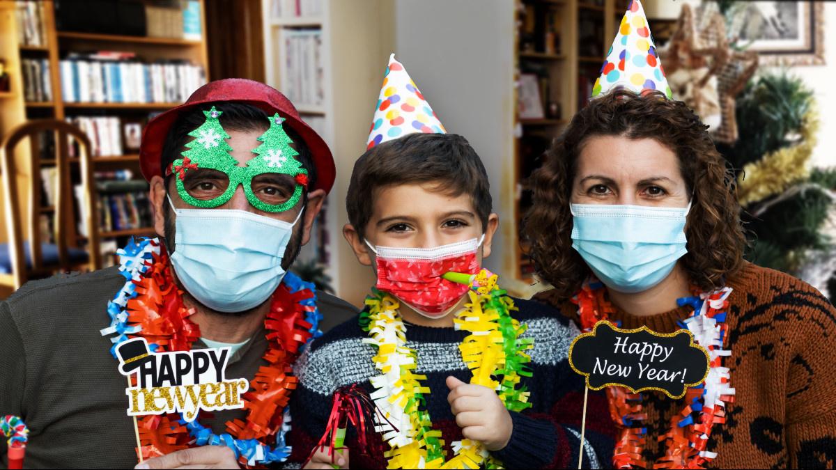 Nochevieja en tiempos de Coronavirus