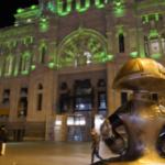 Iluminación especial de Navidad en Madrid