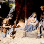 Belén del Palacio de Cibeles en la Navidad 2019