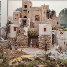 Castillo de Herodes del belén de San Isidro, 2020