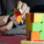 Los cubos Rubik son un juguete fantástico para todas las edades