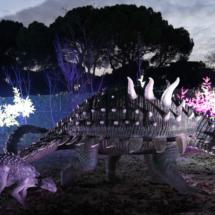 Visitamos la exposición 'Saurios', en Madrid, en las navidades 2020