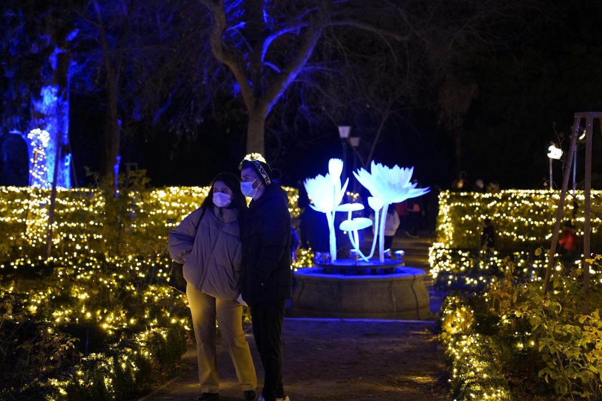 'Naturaleza Encendida' 2020, en el Real Jardín Botánico