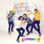 Música con valores para peques con el nuevo disco de Happening