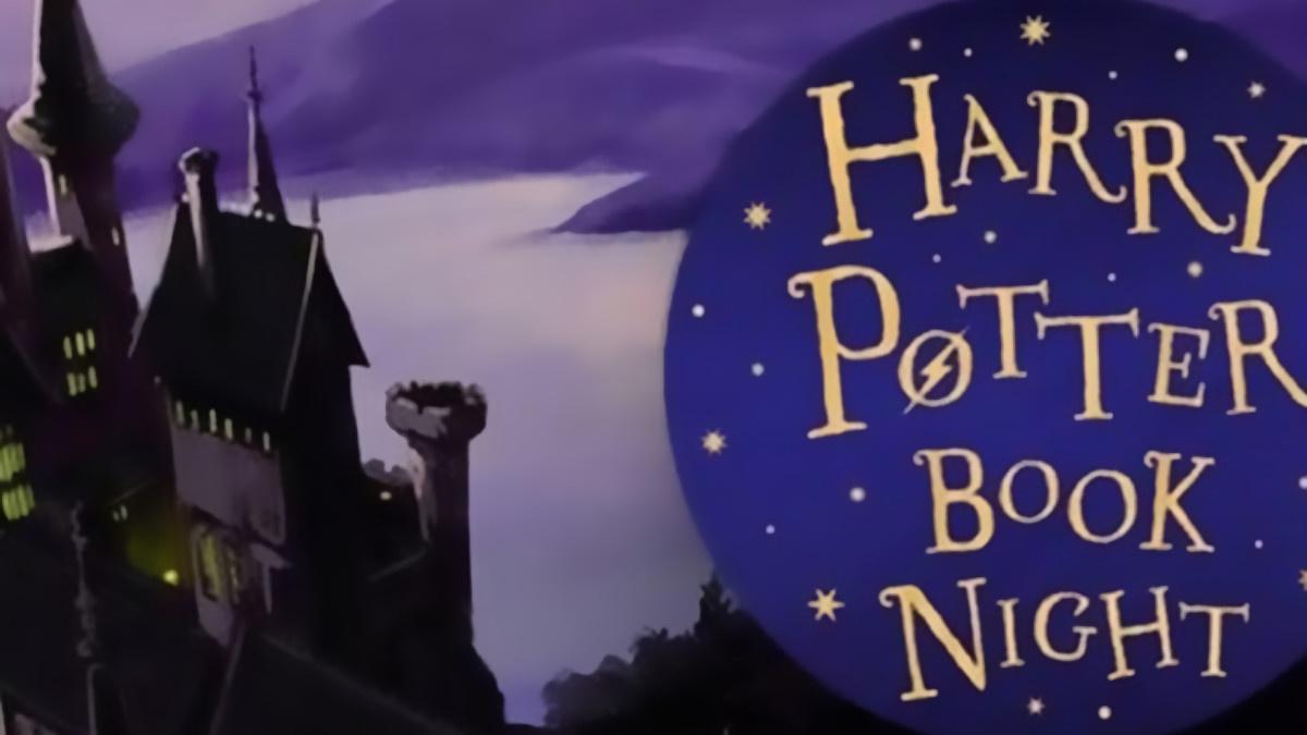 Te contamos cómo celebrar la Noche de los Libros de Harry Potter