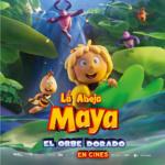 Maya vuelve al cine en 'La Abeja Maya y El Orbe Dorado'
